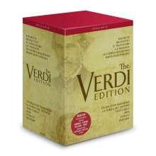 Giuseppe Verdi (1813-1901): The Verdi Edition, 17 DVDs