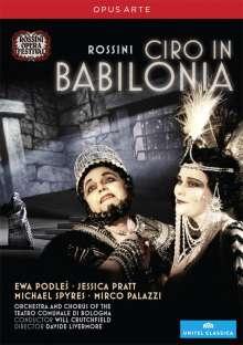 Gioacchino Rossini (1792-1868): Ciro in Babilonia, DVD
