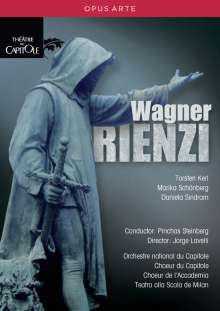 Richard Wagner (1813-1883): Rienzi, 2 DVDs