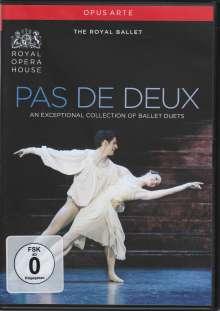 Royal Ballet - Pax De Deux, DVD