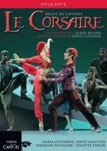 Ballet Du Capitole: Le Corsaire, DVD
