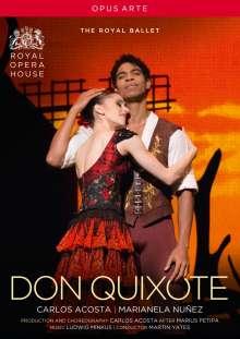 The Royal Ballet: Don Quixote, DVD