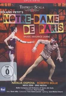 Roland Petit: Notre Dame de Paris, DVD