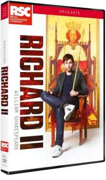 Richard II (2013), DVD