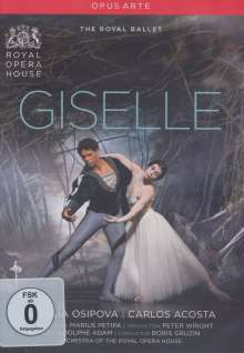 The Royal Ballet: Giselle, DVD