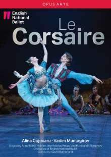 English National Ballet - Le Corsaire, DVD