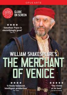 The Merchant of Venice (2015) (OmU), DVD