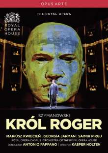 Karol Szymanowski (1882-1937): Krol Roger, DVD