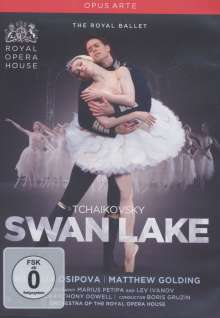 Royal Ballet Covent Garden: Schwanensee, DVD