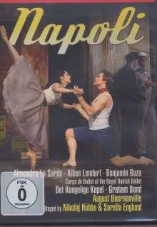 Royal Danish Ballet: Napoli, DVD