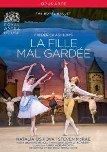 The Royal Ballet: La Fille Mal Gardee, DVD