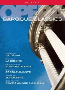 Baroque Classics, 9 DVDs