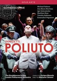 Gaetano Donizetti (1797-1848): Poliuto, DVD