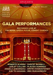 Gala Performances, DVD