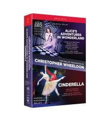 Christopher Wheeldon - Two Ballet Favourites, 2 DVDs