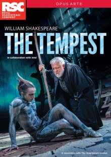 The Tempest, DVD