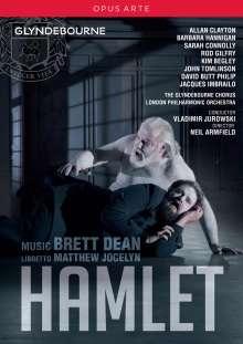 Brett Dean (geb. 1961): Hamlet, DVD