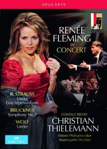 Renee Fleming in Concert, 2 DVDs