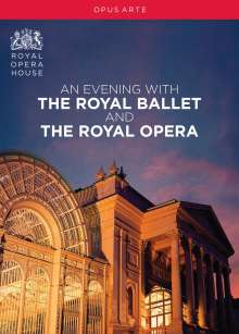 An Evening with The Royal Ballet and The Royal Opera, 2 DVDs