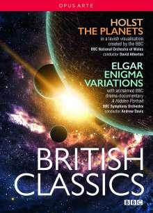 British Classics, 2 DVDs