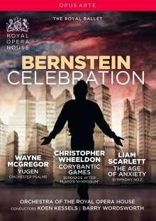 The Royal Ballet - Bernstein Celebration (3 Ballette), DVD
