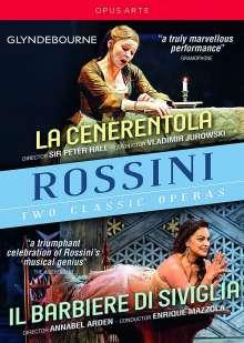 Gioacchino Rossini (1792-1868): Der Barbier von Sevilla, 3 DVDs