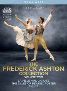 The Frederick Ashton Collection Vol.2, 3 DVDs
