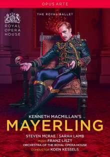 The Royal Ballet: Mayerling, DVD