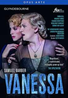 Samuel Barber (1910-1981): Vanessa, DVD