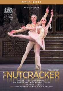 Royal Ballet Covent Garden:Der Nußknacker (Tschaikowsky), DVD