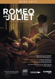 Royal Ballet - Romeo & Juliet Beyond Words (Ballett-Film), DVD