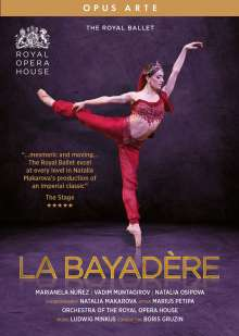 The Royal Ballet:La Bayadere, DVD