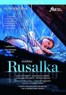 Antonin Dvorak (1841-1904): Rusalka, DVD