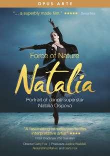 Natalia, DVD