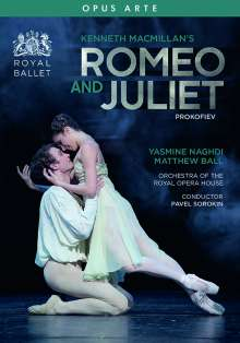 The Royal Ballet: Romeo and Juliet, DVD