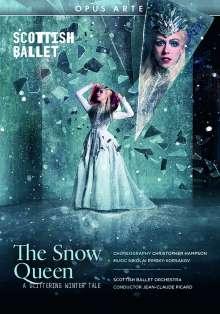 Scottish Ballet - The Snow Queen (Rimsky-Korssakoff), DVD