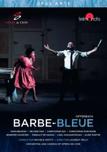 Jacques Offenbach (1819-1880): Barbe Bleue, DVD