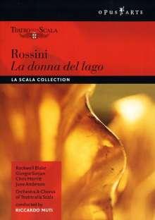 Gioacchino Rossini (1792-1868): La Donna del Lago, DVD