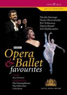 Opera & Ballet Favourites, DVD