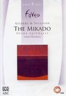 Arthur Sullivan (1842-1900): The Mikado, DVD