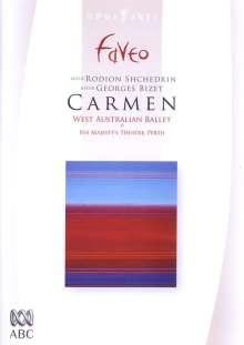 West Australian Ballet:Carmen (Bizet/Schtschedrin), DVD