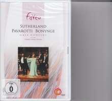 Joan Sutherland & Luciano Pavarotti - Gala Concert, DVD