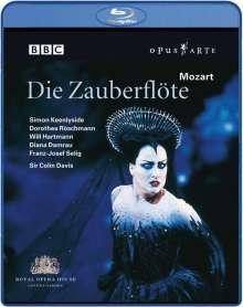 Wolfgang Amadeus Mozart (1756-1791): Die Zauberflöte (Blu-ray), Blu-ray Disc