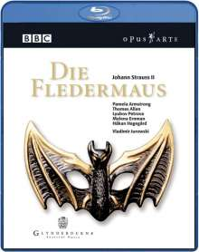 Johann Strauss II (1825-1899): Die Fledermaus (Blu-ray), Blu-ray Disc