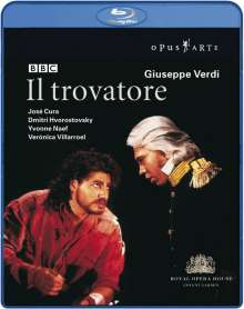 Giuseppe Verdi (1813-1901): Il Trovatore (Blu-ray), Blu-ray Disc