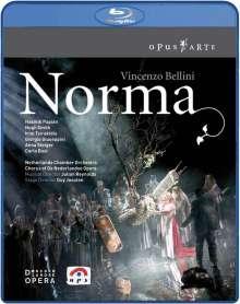 Vincenzo Bellini (1801-1835): Norma (Blu-ray), Blu-ray Disc