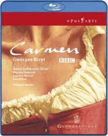Georges Bizet (1838-1875): Carmen (Blu-ray), 2 Blu-ray Discs