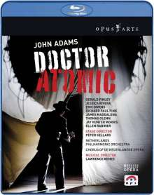 John Adams (geb. 1947): Doctor Atomic, Blu-ray Disc