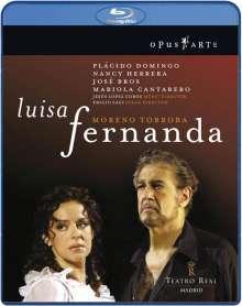 Federico Moreno Torroba (1891-1982): Luisa Fernanda, Blu-ray Disc