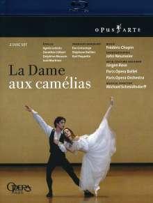 Ballet de l'Opera National de Paris - La Dame aux camelias (Chopin), 2 Blu-ray Discs